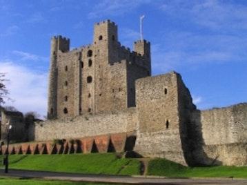Rochester Castle picture