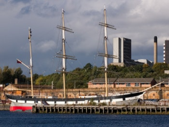 The Tall Ship At Glasgow Harbour venue photo