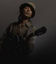 Jeffrey Daniel of Shalamar artist photo