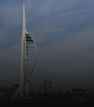Spinnaker Tower artist photo