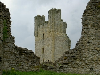 Helmsley Castle venue photo