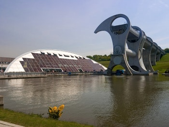 The Falkirk Wheel Events