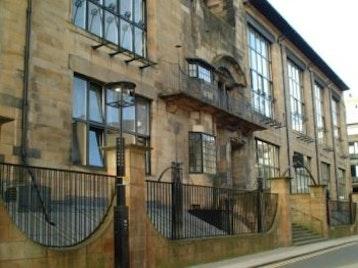 Glasgow School Of Art (GSA) venue photo