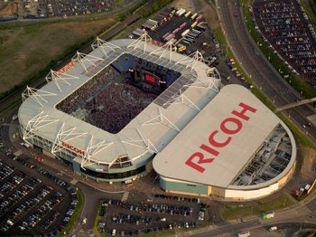Ricoh Arena venue photo