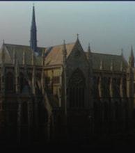 Arundel Cathedral artist photo