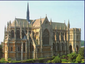 Arundel Cathedral picture