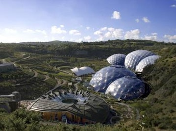 The Eden Project venue photo