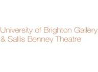 Sallis Benney Theatre and University of Brighton Gallery artist photo