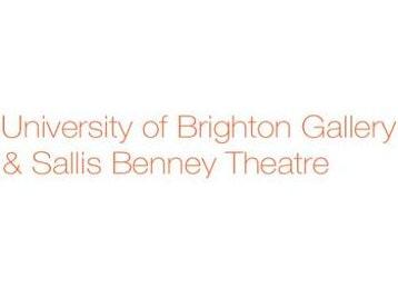 Sallis Benney Theatre and University of Brighton Gallery venue photo