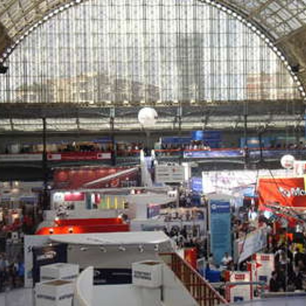 London Olympia Events