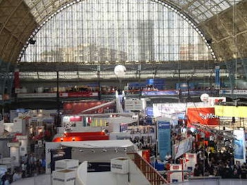 London Olympia picture