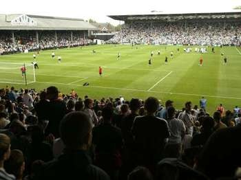 Craven Cottage venue photo
