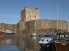 Carrickfergus Castle photo