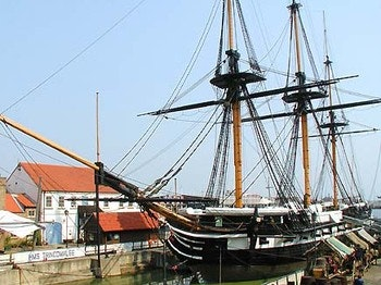 HMS Trincomalee venue photo