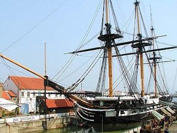 HMS Trincomalee venue photo