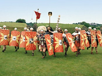 Caerleon Amphitheatre venue photo