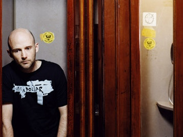 Moby artist photo