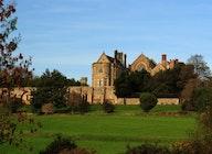 Battle Abbey and Battlefield (1066 Battle of Hastings) artist photo