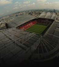 Old Trafford artist photo