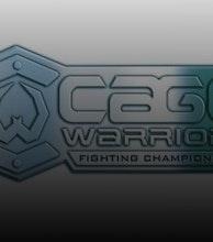 Cage Warriors artist photo