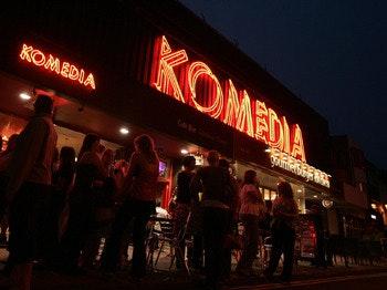 Komedia venue photo