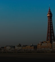 The Blackpool Tower artist photo