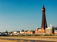 Blackpool Tower artist photo