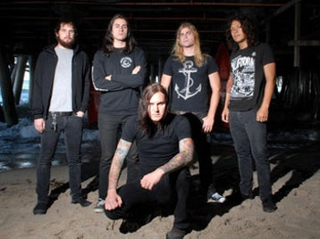As I Lay Dying artist photo