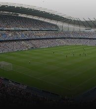 Etihad Stadium artist photo