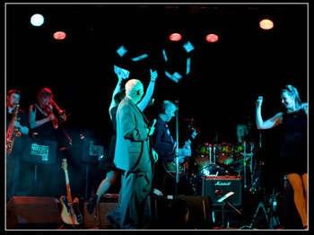 The Motown Band Tour Dates