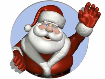 Image result for father christmas pictures