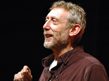 Under The Cranes: Film, Spoken Word & Music: Michael Rosen picture