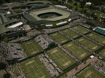Wimbledon Lawn Tennis Museum venue photo