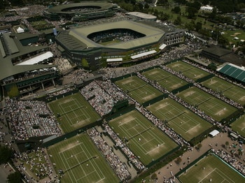 Wimbledon venue photo