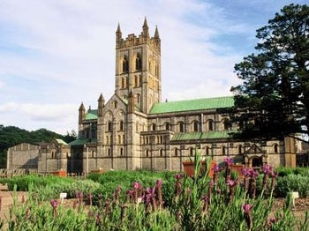 Buckfast Abbey venue photo