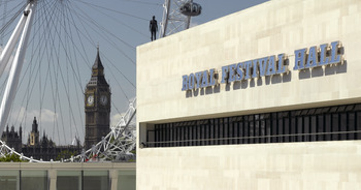 Royal Festival Hall London Events Amp Tickets 2019 Ents24