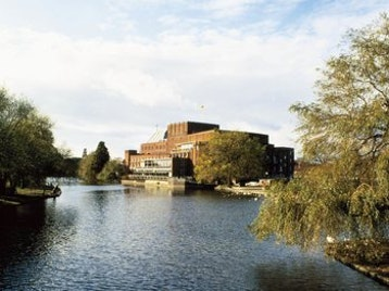 Royal Shakespeare Theatre venue photo