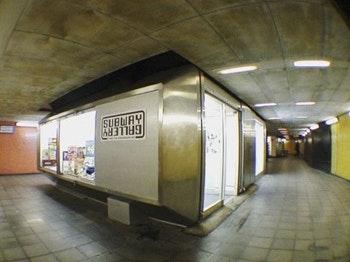 Subway Gallery venue photo