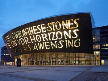 Wales Millennium Centre venue photo