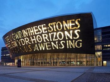 Wales Millennium Centre venue photo