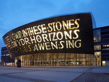 Wales Millennium Center