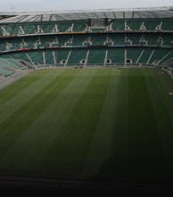 Twickenham Stadium artist photo