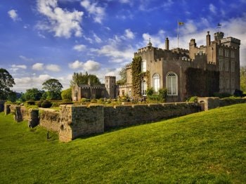 Powderham Castle venue photo