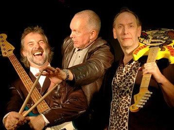 The Hamsters 25th Anniversary and Farewell Tour: The Hamsters picture
