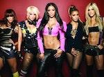Pussycat Dolls artist photo