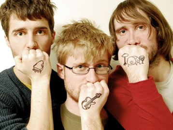 Jukebox The Ghost artist photo