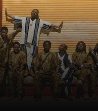 Sierra Leone's Refugee All Stars artist photo