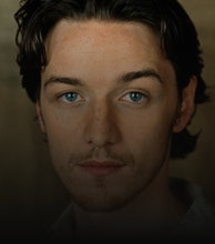 James McAvoy artist photo