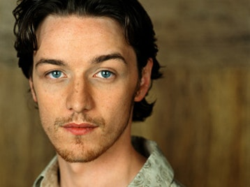Macbeth: James McAvoy picture