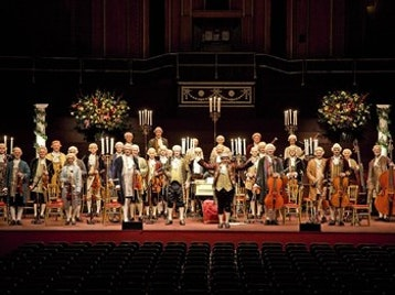 Mozart Festival Orchestra artist photo